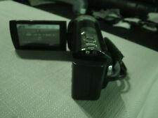 Sony Handycam DCR-SX85/S records