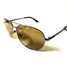 ORVIS Sunglasses Polarized SPIRIT 4C29 Aviator Gunmetal/Amber NEW