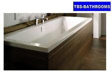 Luxury Double Ended 1800 x 800mm Super Strength Bath, Tungstenite Reinforced