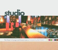 Ralf Gum Studio-The finest in lounge and house music (v.a., 2004) [CD]