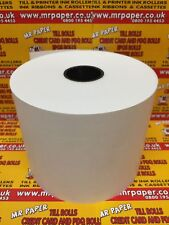TH110-100-105 Thermal Appointment Card Rolls 105GSM (Box of 4) from MR PAPER®