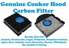 HOTPOINT-ARISTON Genuine Cooker Hood extractor Carbon Filter
