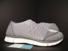 2014 NIKE FREE ORBIT II 2 SP COOL GREY WHITE 657738-090 NEW 9.5