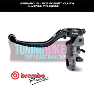 BREMBO RADIAL CLUTCH MASTER CYLINDER 16RCS FOR DUCATI MONSTER 1000/S4R 03-08