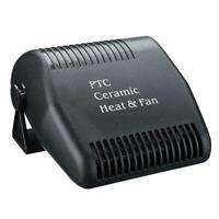 Portable Electric Car Heater 12V Plug In Fan Defogger Demister Defroster S0R0