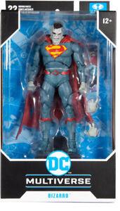"""DC Toys Multiverse DC Rebirth 7"""" Figure - Bizarro (Superman)"""