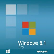 Windows 8.1 Pro Professional 32/ 64-bit Product License Key Activation Code FULL