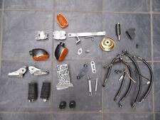 BMW R 1150 GS Teile Teilesammlung Konvolut Bremsleitung Schrauben Fußrasten etc.