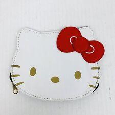 Sanrio Hello Kitty Coin Purse Zippered Wallet 2010
