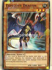 Yu-gi-oh - 1x Exploder Dragon-shatterfoil rare-bp03-Monster League