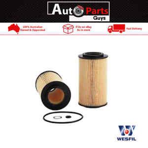Wesfil Oil Filter R2618P fits Kia Grand Carnival 2.7 V6 (VQ), 3.8 (VQ)