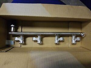 MAZDA 2 MAZDA 3 FUEL INJECTOR RAIL WITH SENSOR P50113150