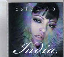 India-Estupida Promo cd single 3 tracks