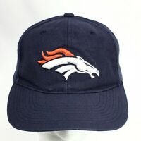 VTG 90s SPORTS SPECIALTIES DENVER BRONCOS NFL OSFM SnapBack Hat Cap