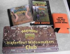 TK & Mike Gift Set, Duck Hunter Set,Southern Redneck Comedy Duck Hunting Gift