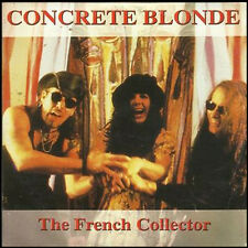 ☆ CD SINGLE CONCRETE BLONDE	The French Collector 5-Track CARD SLEEVE
