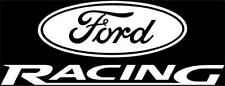 Ford Performance V8 Racing vinyl decal sticker car truck window pick a color