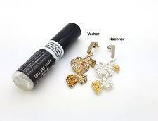 Professioneller Gold- und Silberreiniger, 2 ml, auch für empfindliche Schmuck