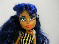 Mattel 2011 Monster High Doll Coffin Bean Series Robecca Steam Retired Barbie