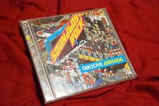GROOVE ARMADA SOUNDBOY ROCK CD ALBUM FOLDOUT BOOKLET