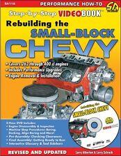 Rebuilding the Small Block Chevy REBUILD MODIFY GM ENGINE WORKSHOP REPAIR MANUAL