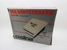 Vintage Slide Dia Table Space Age 220v 40Watt Coslinar Type 36 Retro Light box