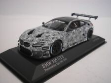1 43 Minichamps BMW M6 GT3 Presentation 24h Spa 2015