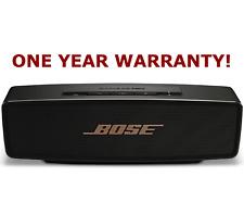 Bose SoundLink Mini II (2) Bluetooth Speaker, Black - Limited Edition