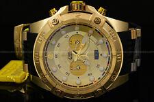 """Invicta """"STAR WARS"""" C3PO Men's 52mm Limited Edition Gold Tone Chrono Strap Watch"""