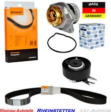 CONTI Zahnriemen+WAPU GK Germany+1xS.Rolle VW CADDY GOLF III POLO VENTO 1.0 1.4