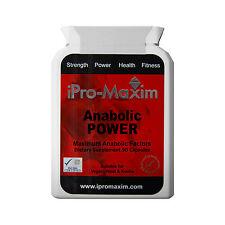 Anabol Pro Max -Masse Fortgeschrittene Bodybuilding Ergänzung Nicht Anabol