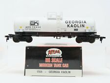 HO Scale Atlas 1703 ACFX Georgia Kaolin Chemical Tank Car #72634