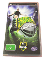NRL Rugby League Challenge Sony PSP Game