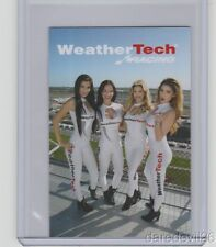2017 The WeatherTech Girls IMSA WTSC Promo Card