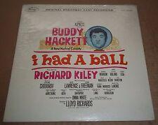 Buddy Hackett I HAD A BALL - Mercury OCM 2210 SEALED