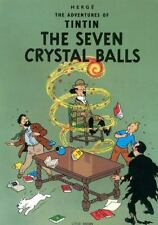 The Adventures of Tintin: The Seven Crystal Balls (Paperback or Softback)