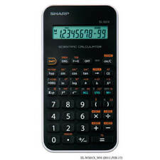Sharp Calculator Handheld Junior Scientific Battery Power 10 Digit EL-501x