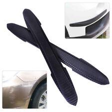 Car Universal Carbon Fiber Bumper Anti-rub Protector Corner Scratch Sticker