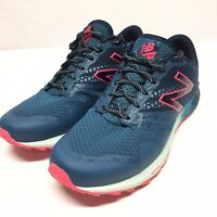 Womens New Balance Size 8.5 Speed Ride Trail Running Sneakers Shoes WT690CC1 EUC