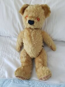 Superb Farnell teddybear C1960S Lovely Condition Fully Jointed And Growls