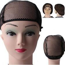 2x Bonnet Chapeau De Perruque Idéal Pour Cheveux Extension Accessoire