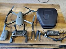 Excellent DJI Mavic Pro w/Controller, Case, 2 Batteries, Extra Props and Charger