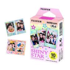 Shiny Star Fujifilm Instax Mini 10 Film Instant Photo For Fuji 7s 8 9 25 90 SP-1