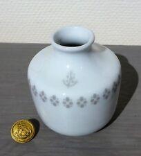 HAPAG - Hamburg, kleine Vase und Knopf, Original
