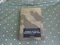 GIOACCHINO VOLPE - STORIA D'ITALIA MODERNA 1898-1910 - IL GIORNALE / BIBLIOTECA