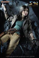 1/6t SWToys FS004 Figure Rise of Tomb Raider Lara Croft Explorer Model In Stock