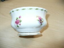 Royal Albert Sugar Bowl Flower of The Month Series