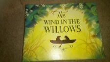 THE WIND IN THE WILLOWS BOARD GAME. GAME IS COMPLETE