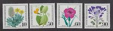 WEST GERMANY MNH STAMP DEUTSCHE BUNDESPOST 1980 WILD FLOWERS  SG 1938-1941