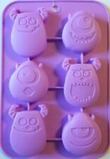 Disney Silicone Cake Mold Large Monsters Inc.